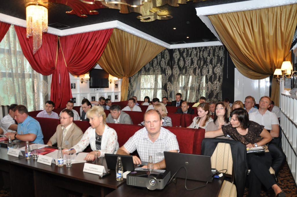 Обучающий семинар «Умный город» 2012 год