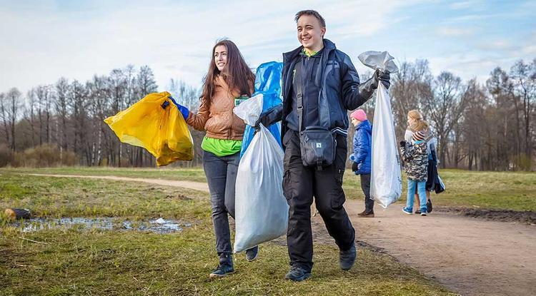Субботник по сбору мусора у Везёлки в Белгороде проведут в формате игры
