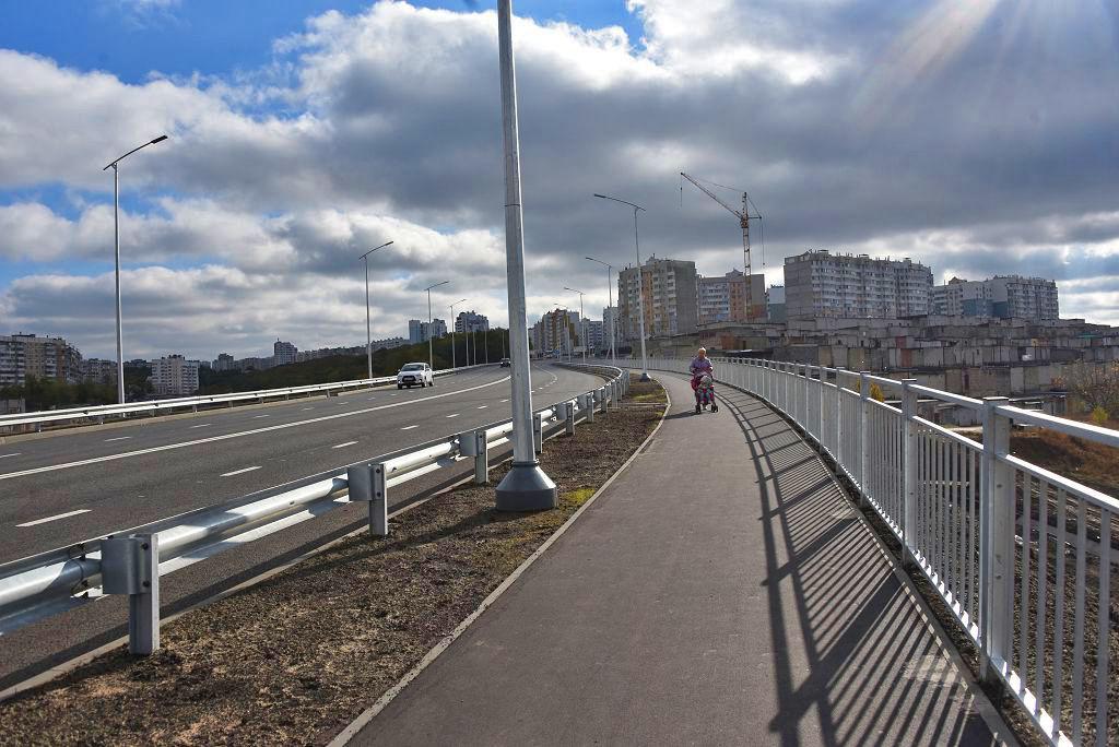 В Белгороде открыли новую дорогу от ул. Молодёжной до Бульвара Юности