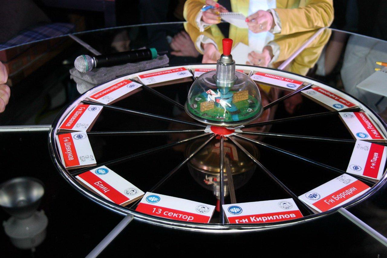 Студенты белгородского университета заняли 2 место в международной игре «Что? Где? Когда?»