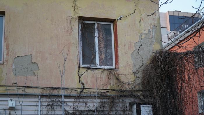 Аварийный дом недалеко от мэрии Белгорода расселят и снесут