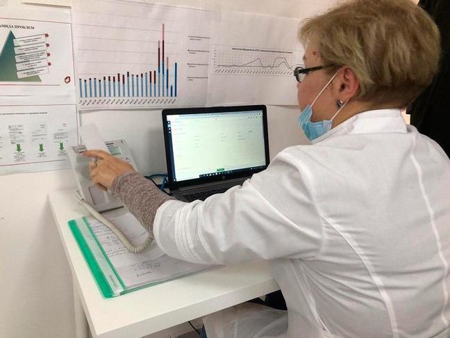 Белгородские врачи начнут дистанционно консультировать пациентов