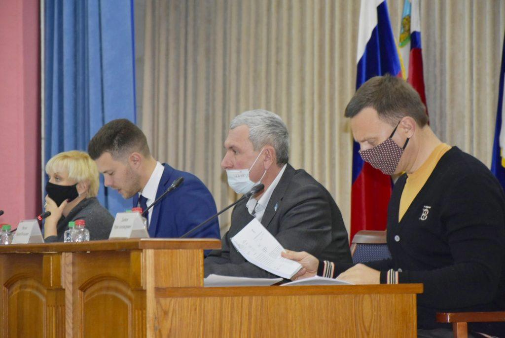 ДЕПУТАТЫ ГОРСОВЕТА ЗАСЛУШАЛИ ИНФОРМАЦИЮ О РАЗВИТИИ ТРАНСПОРТНОЙ СЕТИ БЕЛГОРОДА