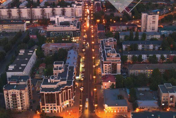 Управление городом. Выпуск 4 (38)