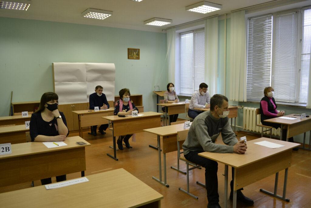 ЕГЭ по русскому языку написали 1500 родителей белгородских школьников