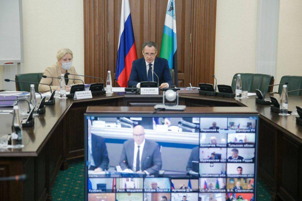 Вячеслав Гладков предложил создать на базе НОЦ Белгородской области межрегиональный образовательный центр Черноземья
