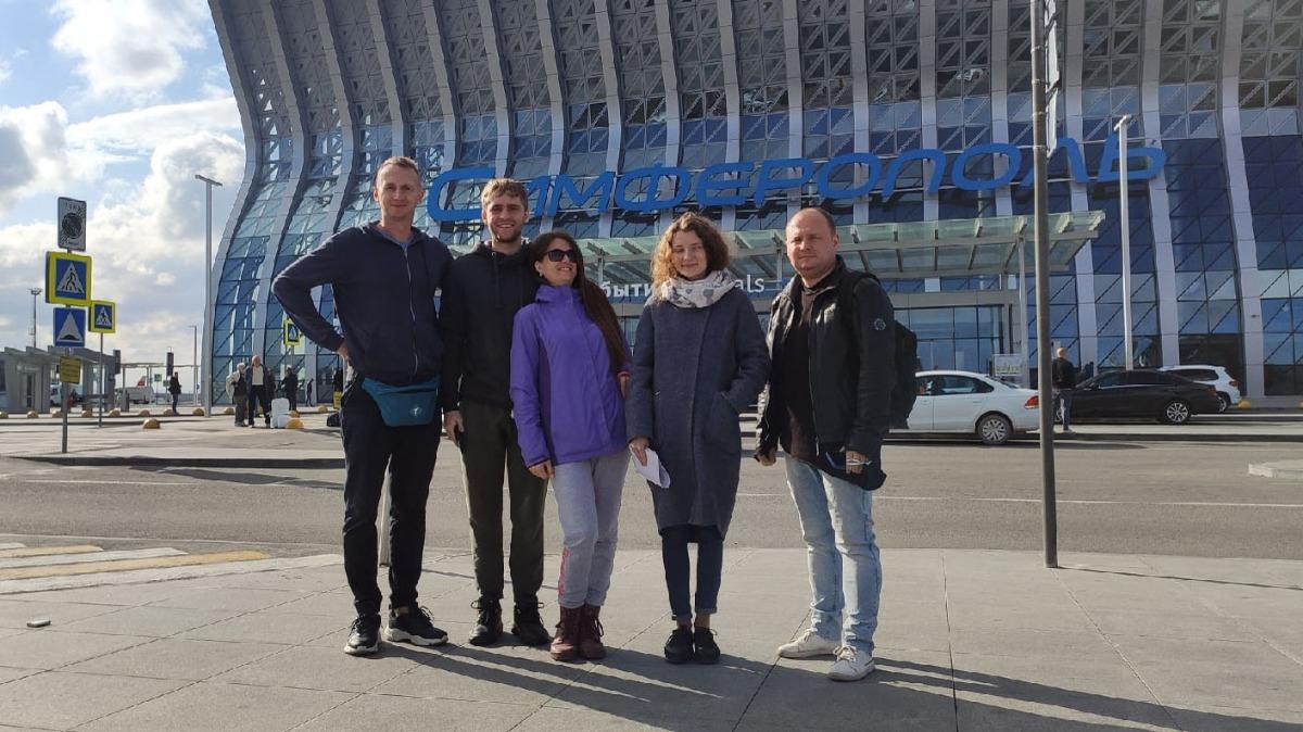 Белгородцы участвуют в последнем заезде форума для творческой молодёжи «Таврида»