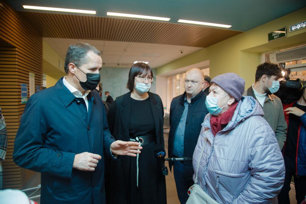 В белгородских поликлиниках открываются отделения неотложной помощи