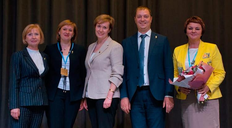 Директор белгородской школы вошла в пятёрку лучших директоров России